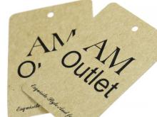 Hand Tag Labels
