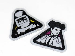Iron-On Patches